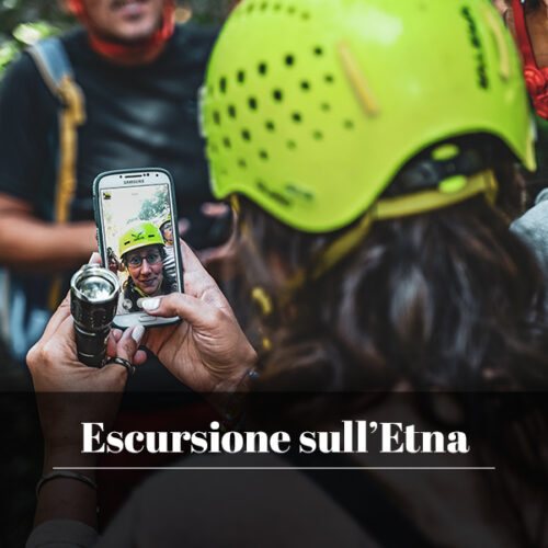 Escursione sull Etna